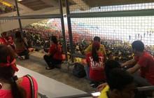 CĐV Việt Nam có vé không được vào sân Bukit Jalil: Cảnh sát Malaysia điều tra