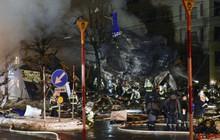 Nổ lớn tại Nhật Bản, hơn 40 người bị thương