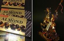 Biến vỏ hộp bánh kẹo thành mô hình tuyệt đẹp, chuyên gia cắt giấy Nhật Bản khiến Internet trầm trồ