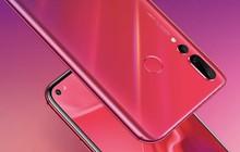 Nova 4: Smartphone màn hình đục lỗ đầu tiên của Huawei, trang bị 3 camera sau với cảm biến chính 48MP, giá tầm trung