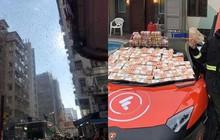 """""""Coin Young Master"""", kẻ đứng sau vụ mưa tiền để quảng cáo tiền mã hóa ở Hồng Kông đã bị bắt"""