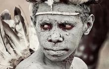 Chùm ảnh khắc họa vẻ đẹp mê hoặc của thổ dân trong các bộ lạc thiểu số vòng quanh thế giới
