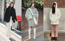"""Mê phong cách đơn giản, bụi bặm hay """"chanh xả"""" thì bạn cũng sẽ bỏ túi được cả rổ gợi ý từ street style Hàn"""