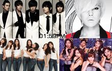 Bồi hồi nghe lại list nhạc Kpop Top Hit 10 năm trước mới thấy chúng ta đã lớn thật rồi