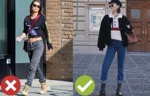 3 lỗi diện quần jeans không khiến cặp chân ngắn hơn thì cũng dễ đưa bạn vào tình huống kém duyên, nhạy cảm
