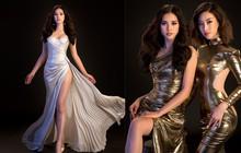 Mới đăng quang, Tiểu Vy đã diện váy xẻ siêu cao, đọ sắc với Đỗ Mỹ Linh mặc đầm cut-out bạo không kém