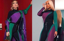 """Fan khẩn thiết đề nghị Cardi B hợp tác Gaga sau clip quằn quại diễn """"Bad Romance"""" cực nhập tâm"""