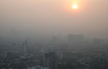 Ảnh: Kinh hoàng tình trạng ô nhiễm không khí trên thế giới