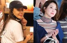 """Khoe ảnh mặt mộc, Kim Hee Sun chứng minh đẳng cấp """"quốc bảo nhan sắc"""" xứ Hàn vì đẹp chẳng kém khi makeup kỹ lưỡng"""