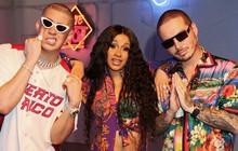 """Vừa được vinh danh """"Nữ hoàng nhạc rap"""" chưa lâu, Cardi B lại tiếp tục lập kỷ lục """"khủng"""""""