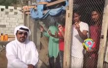 Sốc: Ông chủ UAE nhốt công nhân trong lồng vì không chịu ủng hộ chủ nhà Asian Cup 2019