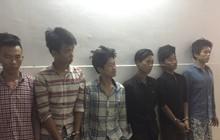 """Nhóm thiếu niên thuê khách sạn phê ma tuý tập thể rồi """"gặp đâu cướp đó"""" ở Sài Gòn"""