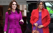 Công nương Kate Middleton bị nghi bắt chước em dâu Meghan Markle, nhưng sự thật đáng ngưỡng mộ sau đó là gì?