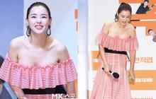 """Đỉnh hơn cả mẹ Kim Tan, """"Hoa hậu Hàn đẹp nhất thế giới"""" trễ nải khoe khéo vòng 1 bốc lửa mặc dù đã U40"""