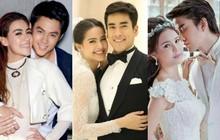 """Muôn kiểu cặp đôi màn ảnh Thái Lan: Người về chung một nhà, kẻ """"chìm thuyền"""" đôi ngả"""