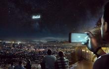 """Đỉnh cao quảng cáo kiểu """"nhà giàu"""": Phóng tên lửa lên viết chữ trên vũ trụ, sáng hơn cả trăng đêm rằm"""