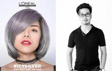 Săn lùng những màu tóc ánh kim hot nhất cho mùa lễ hội 2019