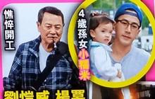 Sợ Dương Mịch giành quyền nuôi con, bố Lưu Khải Uy vội vã giảm bớt công việc để chăm cháu