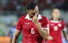 """Mất vé vớt vào tay Việt Nam, cầu thủ Lebanon """"cạn lời"""" khi nói về thất bại của đội nhà"""