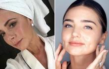 Sao và loạt cách thức ghê rợn để duy trì nhan sắc: bà Beck và Kim dưỡng da bằng máu của mình, Miranda Kerr cho đỉa bò lên mặt