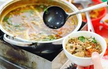 Loạt món ăn ấm sực, thơm nức mùi cua cho ngày lạnh tê người ở Hà Nội