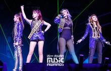 """Fan xúc động nghẹn ngào trước chia sẻ của Dara tại concert Seungri: """"Tôi ước gì bây giờ 2NE1 cũng đang đứng ở đây"""""""