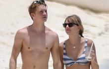 Bị fan chê giấu giếm chuyện yêu đương quá mức, bạn trai Taylor Swift lên tiếng giải thích