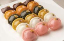 Có một điều phải thừa nhận là các món bánh châu Á truyền thống đều rất cầu kì và tinh tế