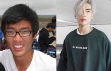 Hoá ra 10 năm trước, hotboy Brian Trần từng là chàng trai mắt cận da đen nhem nhẻm