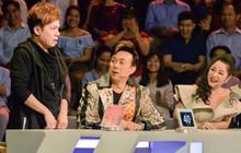 """Minh Nhí liên tục mắng Thúy Nga """"khùng"""" liền bị học trò """"bóc phốt"""" ki bo trên sóng truyền hình"""