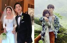 """Muôn kiểu phim giả tình thật màn ảnh Hàn: Kẻ mặt dày cầm cưa, người """"tranh thủ"""" cưới gấp"""