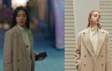 """Nàng công sở học được vài tips mặc áo khoác từ cô nàng Park Shin Hye trong """"Hồi Ức Alhambra"""""""