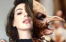 """""""The Witches"""" remake: Công chúa Mia ngày nào nay trở thành phù thủy Anne Hathaway đáng sợ"""