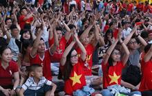 Hàng triệu trái tim CĐV cả nước cùng hướng về UAE cổ vũ ĐT Việt Nam vượt qua thử thách mang tên Jordan