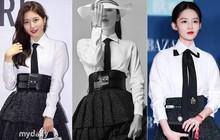 """Xinh thì có xinh nhưng Suzy vẫn không thần thái bằng Tần Lam và cá tính như """"Hàm Hương"""" Lý Thấm"""