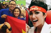 Hà Tăng, H'Hen Niê... đồng loạt chúc mừng đội tuyển Việt Nam giành vé vào tứ kết Asian Cup 2019