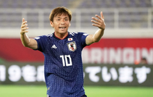 Trực tiếp Nhật Bản 1-0 Ả Rập: Chơi thua thiệt nhưng Nhật Bản bất ngờ vươn lên dẫn trước