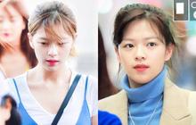 Luôn hạn chế son phấn ra sân bay, Jungyeon (Twice) vẫn xinh đến khó tả