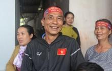 Bố Công Phượng gửi lời chúc mừng sinh nhật con trai sau chiến thắng của ĐT Việt Nam, mong con trở thành người đàn ông bản lĩnh
