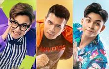"""Ngô Kiến Huy, Jun Phạm, Trương Thế Vinh đồng loạt tung poster chính thức của """"Running Man Vietnam""""!"""