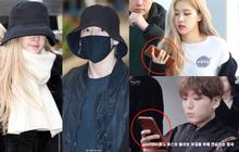 """Fan lại """"đẩy thuyền"""" cực mạnh vì Jungkook (BTS) và Rosé (Black Pink) dạo này cứ diện đồ đôi suốt thôi!"""