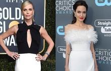 """Không chỉ cùng yêu 1 người, Angelina và tình mới của Brad Pitt còn có lịch sử """"gây hấn"""" với nhau suốt nhiều năm"""