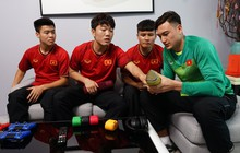 Sony đồng hành cùng Đội tuyển Bóng đá Quốc gia Việt Nam đón Tết sum vầy