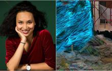 MC Thuỳ Minh tố dự án cộng đồng đi mua ống hút nhựa về dựng triển lãm kêu gọi bảo vệ môi trường