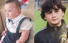 Bật mí chuyện ít biết về Văn Lâm: Thích ôm bóng từ khi mới 1 tuổi, có khí chất đặc biệt từ bé