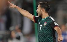 Chủ nhà UAE tiến vào tứ kết Asian Cup 2019 nhờ quả phạt đền gây tranh cãi