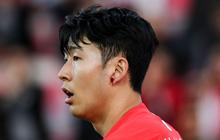 Cầu thủ đắt giá nhất châu Á nỗ lực cống hiến cho Hàn Quốc đến mức chảy cả máu vành tai
