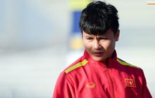 Gặp vấn đề với bắp chân, Quang Hải được theo dõi riêng trước trận tứ kết với Nhật Bản