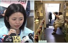 Câu chuyện nữ tiếp viên hàng không Đài Loan phải chùi mông cho hành khách gây sốc trên MXH
