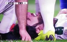 """""""Siêu tiền vệ"""" tuyển Iraq từng khiến fan Việt nể phục bật khóc cay đắng trên sân vì dính chấn thương nặng"""